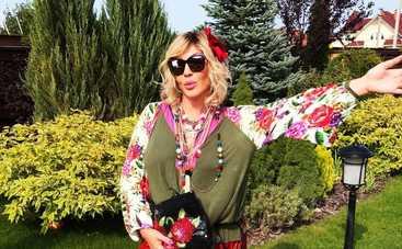 Украинская певица похвасталась новым паспортом