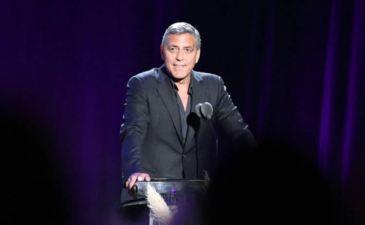 Джордж Клуни может стать новым президентом США