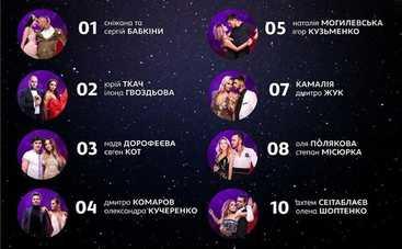 Танці з зірками: кто покинул шоу 17.09.2017 (видео)
