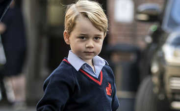 Принц Джордж стал изгоем в школе