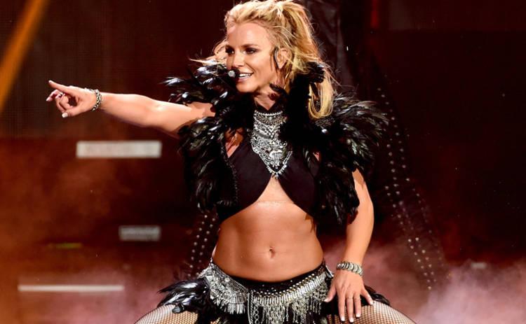 Бритни Спирс готовится к Олимпиаде-2018