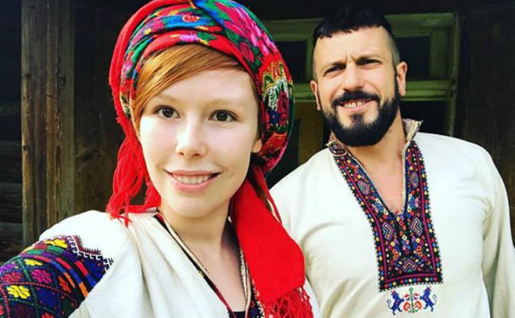 Соня Плакидюк и Ричард Горн затевают свадьбу в украинском стиле?