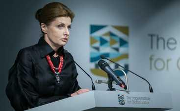 Ради мужа Марина Порошенко стала телеведущей