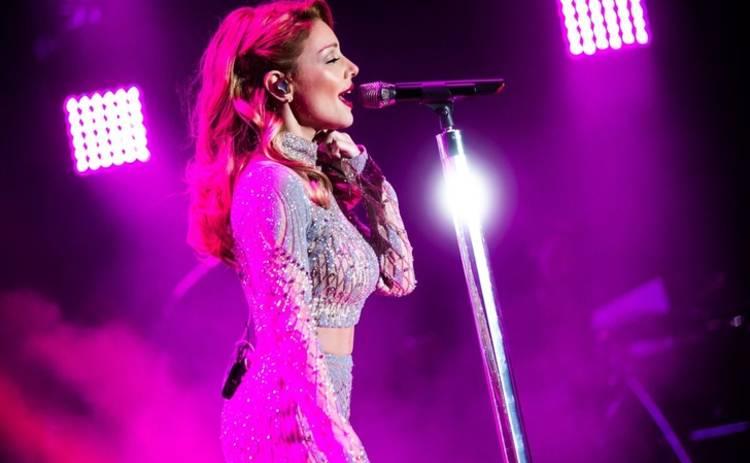 Тина Кароль даст в столице семь сольных концертов подряд