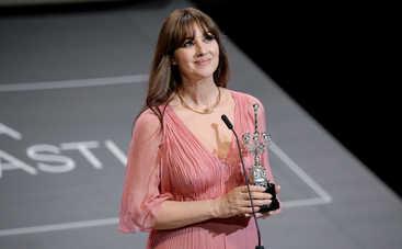Моника Беллуччи отличилась на кинофестивале в Испании