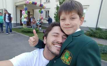 Сергей Притула отправил сына в больницу в его день рождения