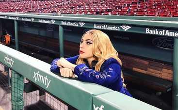 Леди Гага впервые показала своего возлюбленного