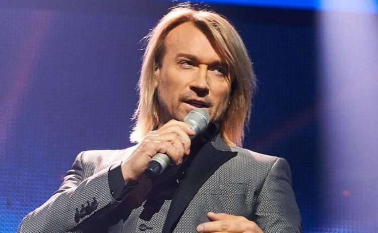 Олег Винник оконфузился на сцене «Х-фактора»