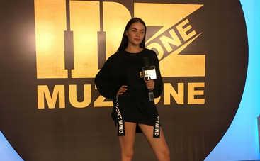 Певица My Ree стала гостьей казахской премии ЕМА-2017