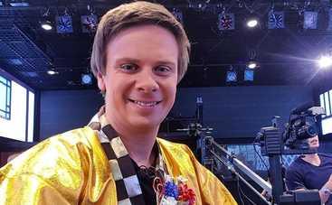 Дмитрий Комаров признался, как испортил Алене Шоптенко платье в финале «Танців з зірками»