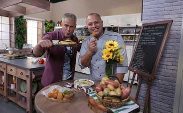 Готовим вместе: блюда из картофельного пюре (эфир от 05.11.2017)