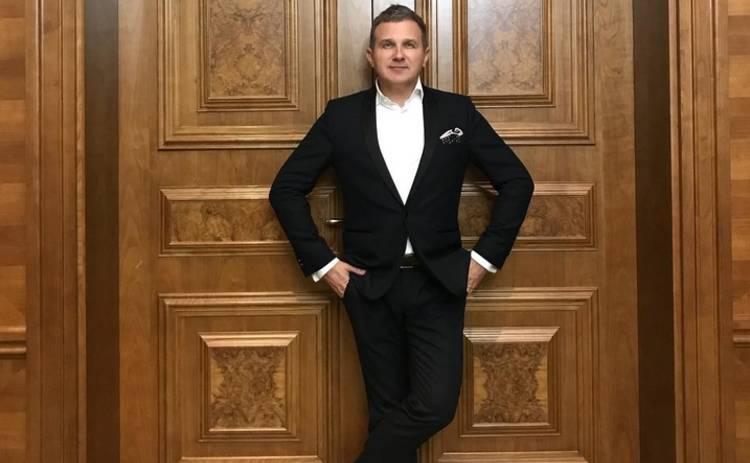Юрий Горбунов удивил своей растяжкой