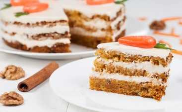 Диетический морковный торт от Лизы Глинской (рецепт)