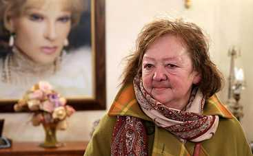 Дочь Людмилы Гурченко умерла страшной смертью