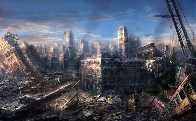 5 книг о том, как избежать Апокалипсиса