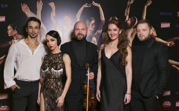 Украинские артисты и виртуоз-оркестр поздравили Freedom Ballet с 15-летием