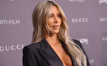 Ким Кардашьян в прямом эфире проболталась об очень личном