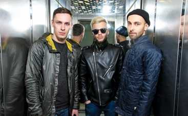 Группа RAKETA возглавила чарт украинского ITunes