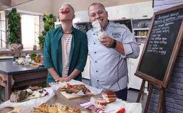 Готовим вместе: блюда из сала (эфир от 26.11.2017)