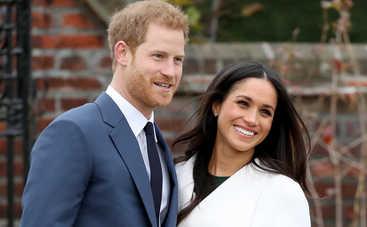 Невеста принца Гарри показала обручальное кольцо