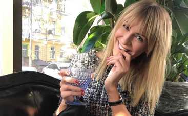 Леся Никитюк намекнула, почему теперь ест за двоих