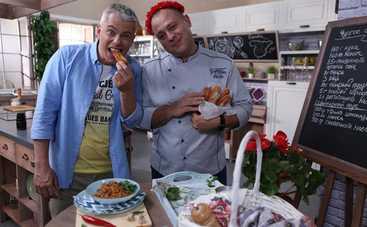 Готовим вместе: испанская кухня (эфир от 03.12.2017)