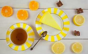 Шоколадный торт с лимоном (рецепт)