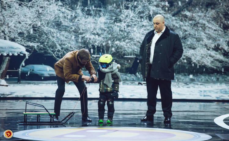 Первый зимний концерт «Дизель Шоу» собрал аншлаг