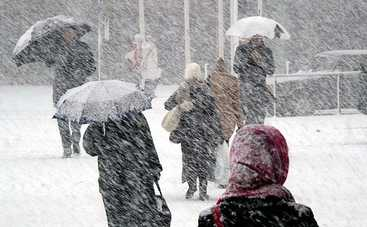В среду погода решит поиграть с украинцами