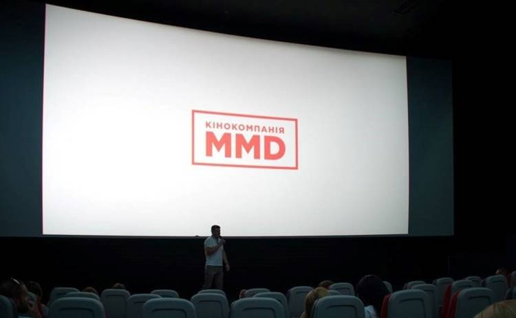 Кинокомпания ММД представила новые проекты в рамках Зимнего кинорынка