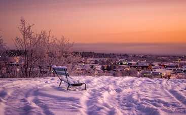 Сегодня в Украине будет снежно, холодно и скользко