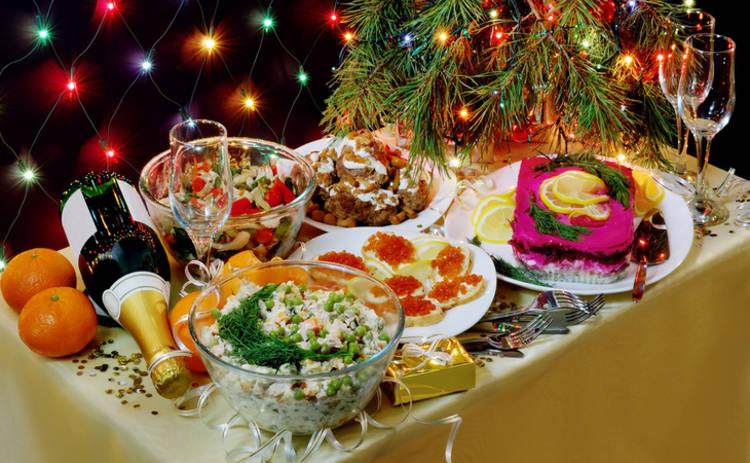 Все буде смачно: оригинальные новогодние блюда - часть 1 (эфир от 23.12.2017)