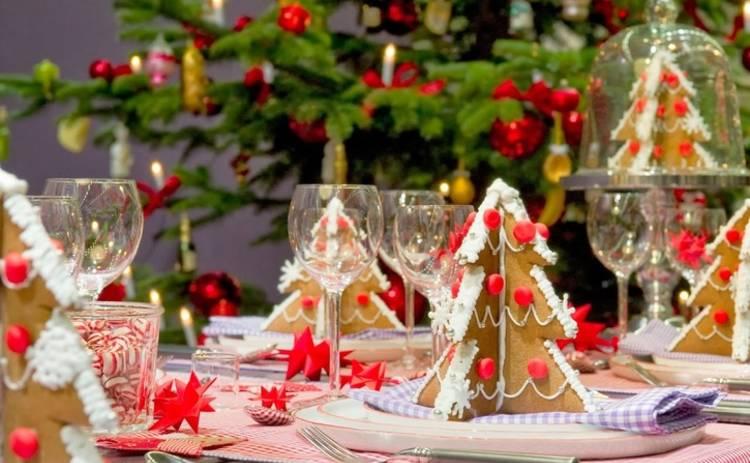 Все буде смачно: оригинальные новогодние блюда - часть 2 (эфир от 24.12.2017)