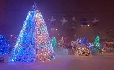 Новогодний Город: зимняя сказка на «Дарынке»