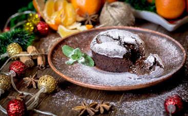 Новогодний десерт от Асмик Гаспарян (рецепт)