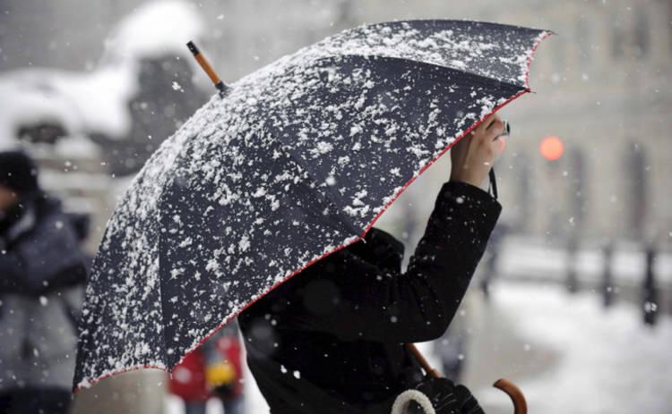 В среду в Украине снова будет дождливо