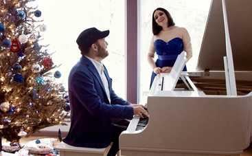 Украинцы снялись в Рождественском клипе канадского музыканта