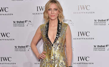 Кейт Бланшетт возглавит жюри престижного кинофестиваля