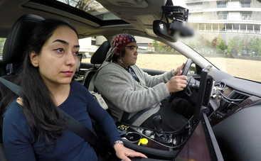 Японцы придумали автомобиль, который тормозит вместо хозяина