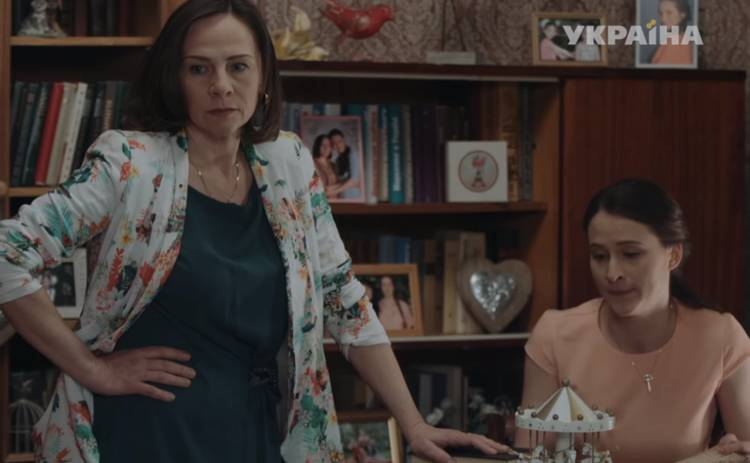 Обручка з рубіном: смотреть 5 серию онлайн (эфир от 09.01.2018)