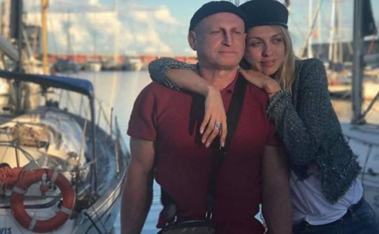 Муж Оли Поляковой попал в больницу