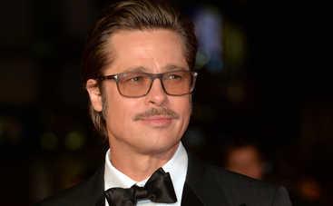 Брэд Питт не пришел на «Золотой глобус» из-за Джоли