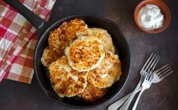 Сырники от Лилии Ребрик (рецепт)