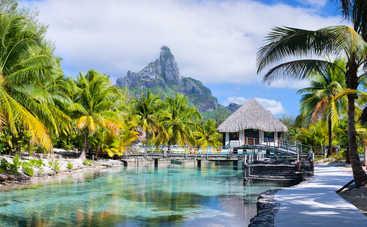Бора-Бора: остров, где исполняются мечты