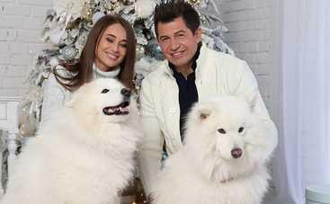 Андрей Джеджула похвастался красавицей-женой