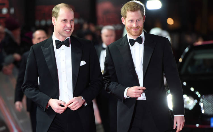 Принц Уильям затаил обиду на брата