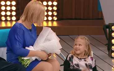 Поступок 10-летней девочки на инвалидной коляске растрогал всю Украину