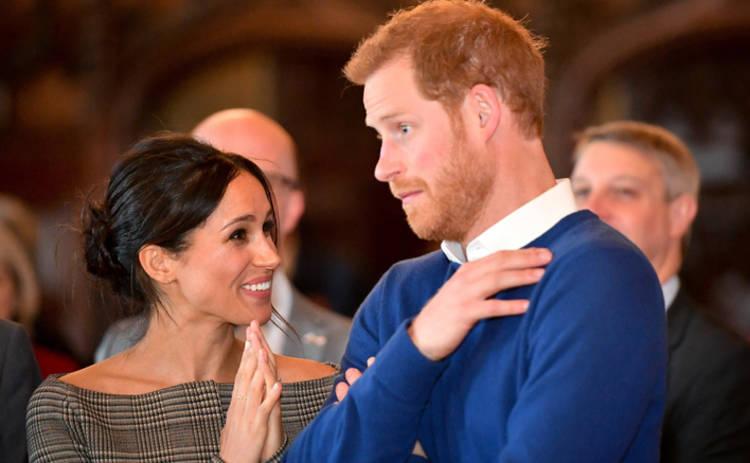 Меган Маркл и принц Гарри получили необычный свадебный подарок