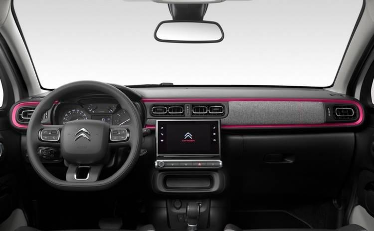 Французы выпустили модную версию Citroen C3