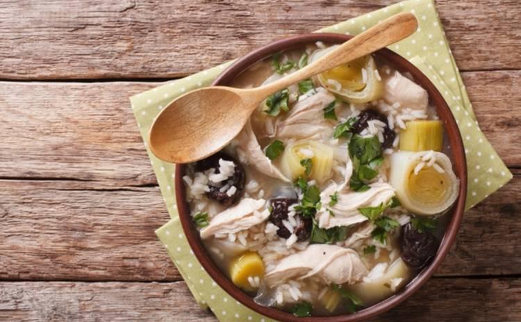 Шотландский суп кок-а-лики от Сергея Калинина (рецепт)